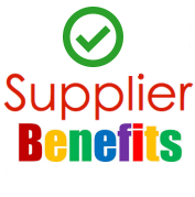 Supplier Benefits